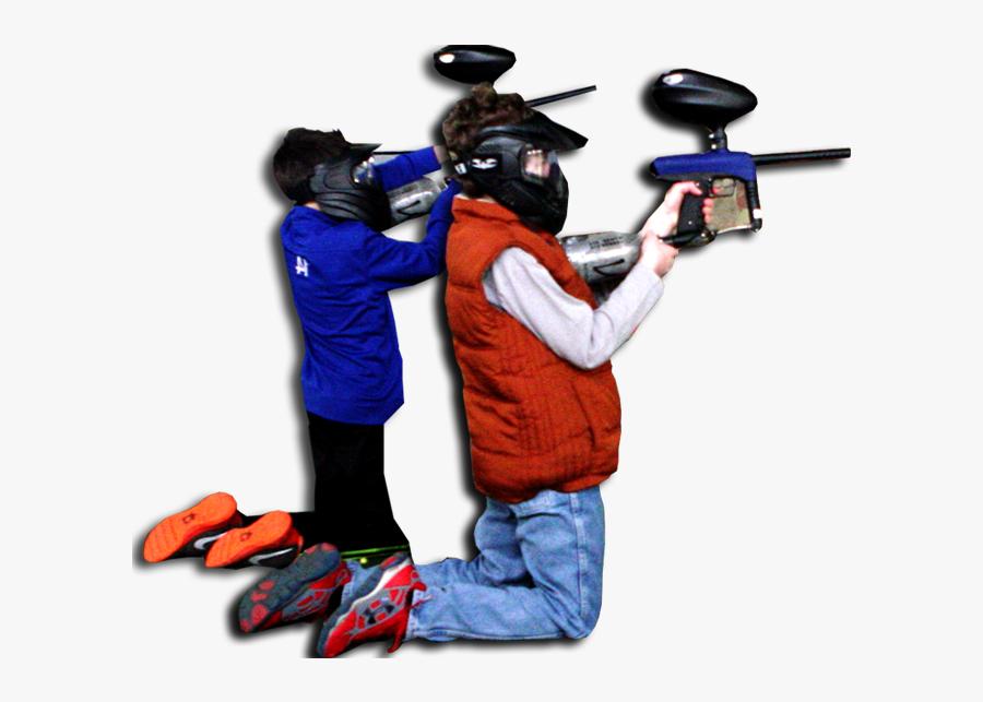 Transparent Paintball Gun Png - Paintball Marker, Transparent Clipart