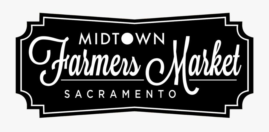 Midtown Farmers Market Sacramento, Transparent Clipart