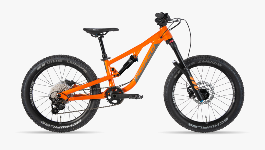 Norco Fluid 20 Inch Mountain Bike - Norco Youth Fluid 2020, Transparent Clipart