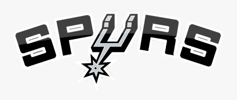 San Antonio Spurs Logo Png - San Antonio Spurs Logo 2017, Transparent Clipart