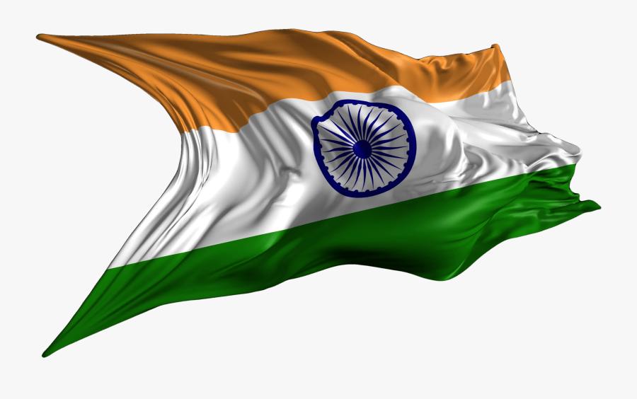 Indian Flag Png - Indian Flag Png Transparent, Transparent Clipart