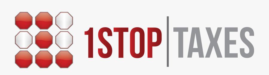 1 Stop Taxes - Graphics, Transparent Clipart