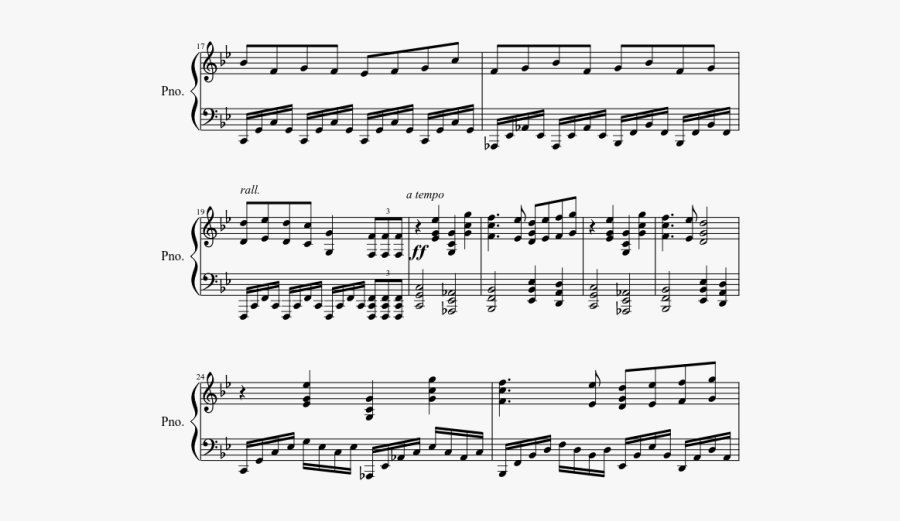 Sheet Music Vector - Sheet Music, Transparent Clipart