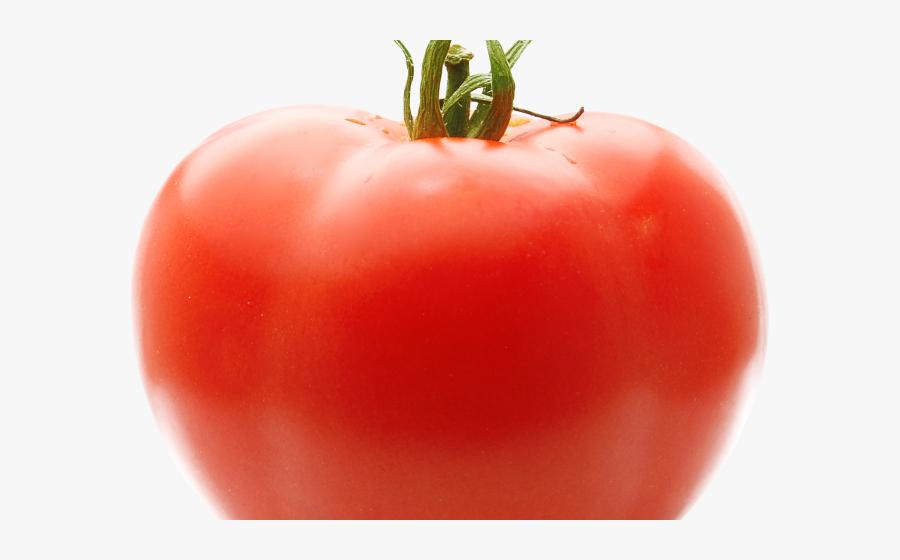 Transparent Tomato Clipart Black And White - Real Tomato Png, Transparent Clipart