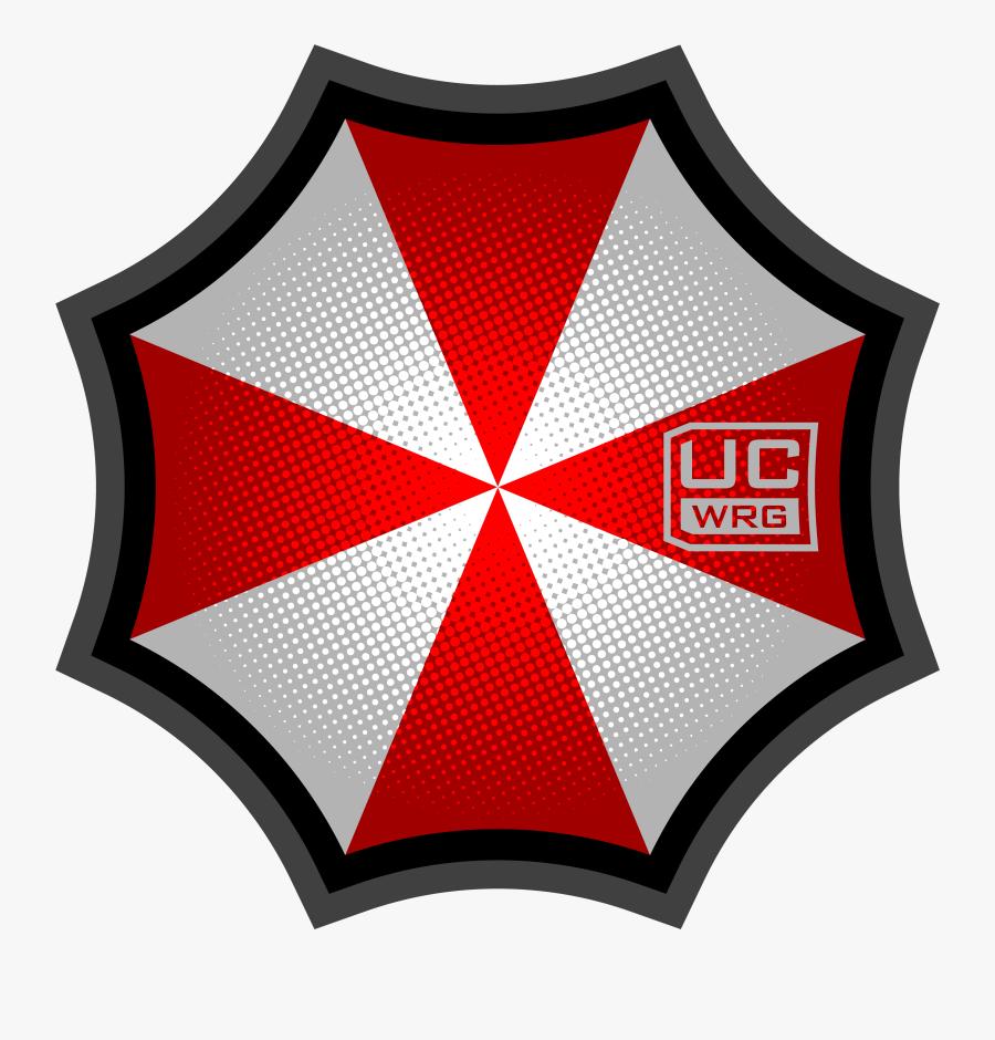 Transparent Umbrella Corporation Logo Png - Umbrella, Transparent Clipart