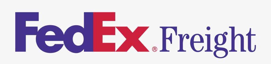 Fedex Freight Logo Png Transparent - Fedex Freight Logo Vector, Transparent Clipart