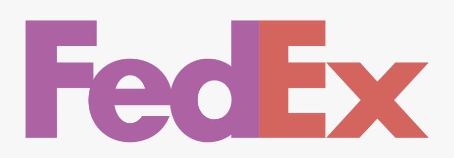 Fedex Logo Png Photo Background - Graphic Design, Transparent Clipart