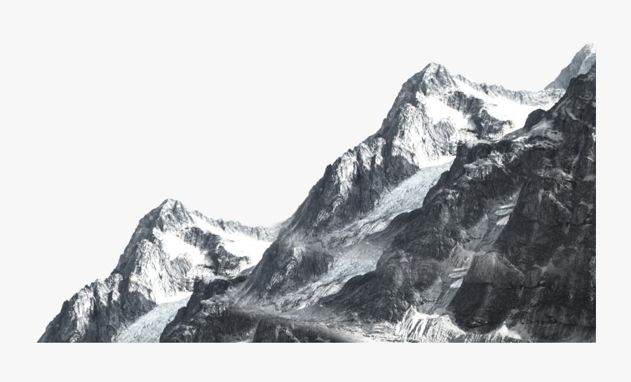 Mountain Png Background - Transparent Background Mountain Png Hd, Transparent Clipart