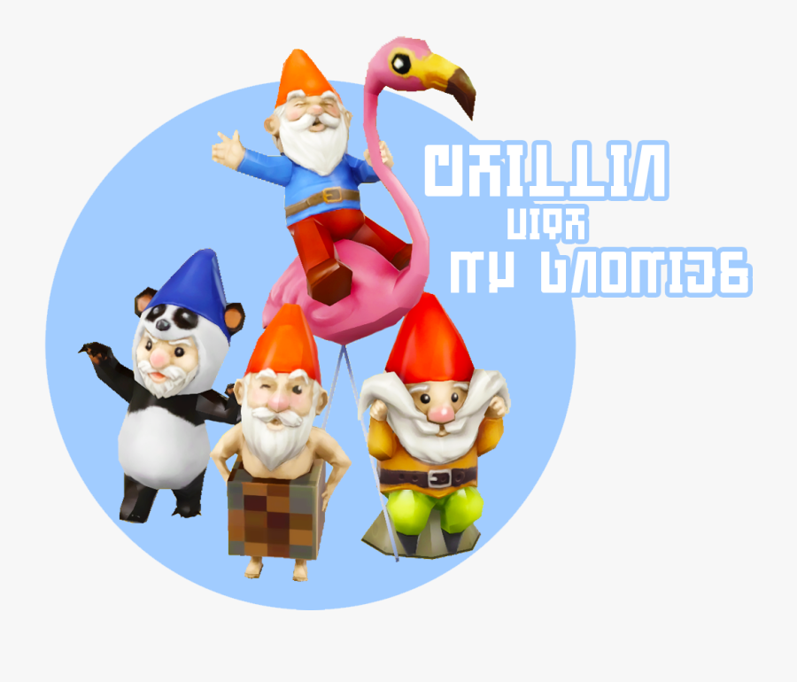 Chillin With My Gnomies Ts4 Garden Gnomes Converted - Sims 4 Gnomes For Sims 3, Transparent Clipart