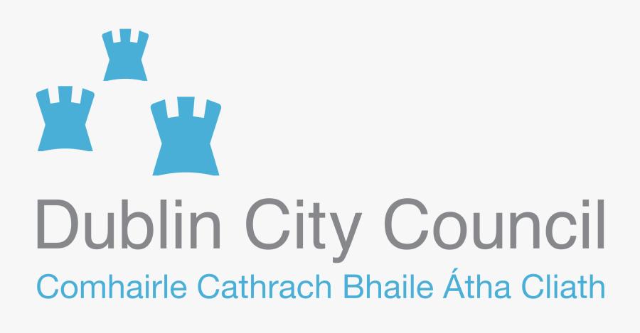 Dublin Logo Transparent Svg - Dublin City Council, Transparent Clipart