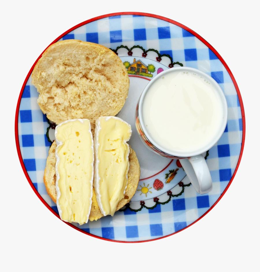 Breakfast Png Image - Breakfast Food Transparent Background, Transparent Clipart