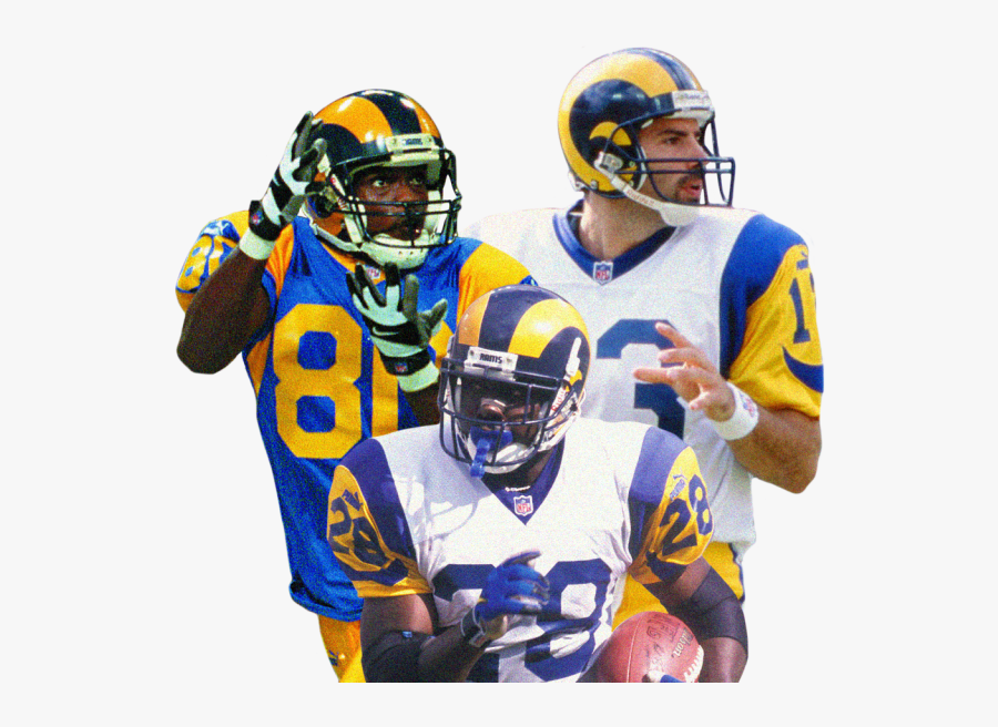 Louis Rams - Sprint Football, Transparent Clipart