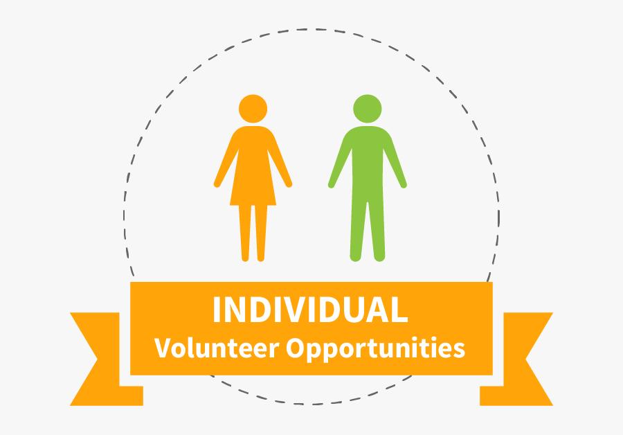 Volunteering Clipart We Love Our Volunteer - United We Bargain Divided We, Transparent Clipart
