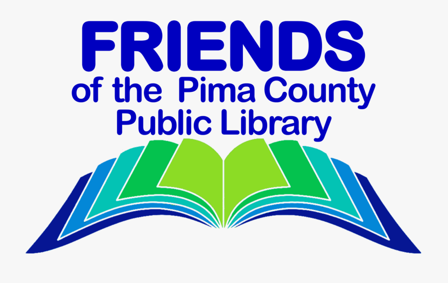 Join Friends Of The - Friends Of Pima County Library Logo Png, Transparent Clipart