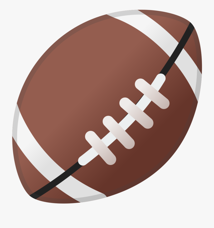 American Football Icon Png, Transparent Clipart