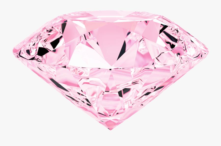 Transparent Pink Diamonds Png - Pink Diamond Transparent, Transparent Clipart