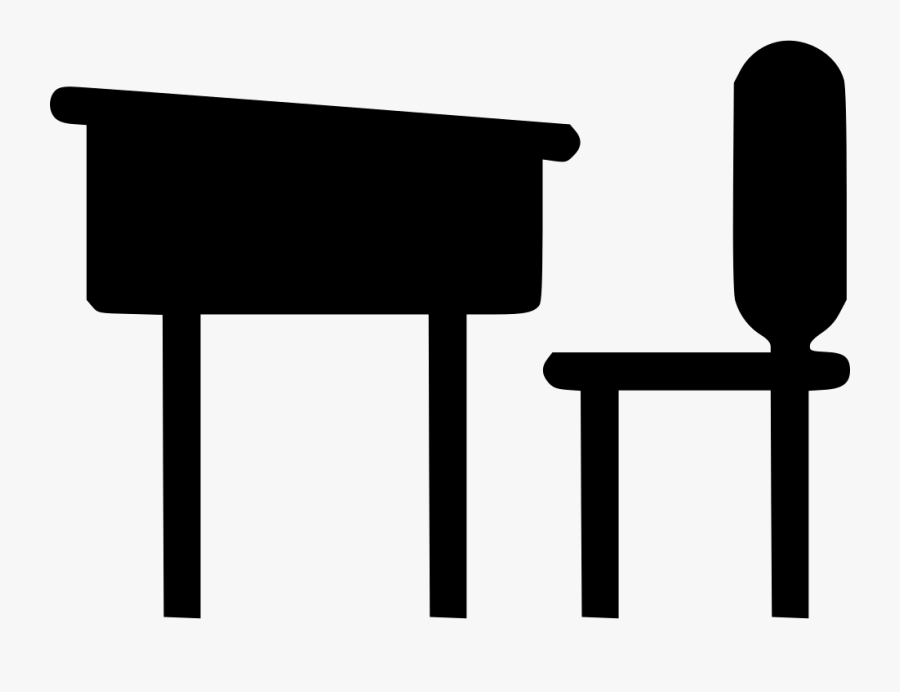 School Education Bench Chair Study Class Room Comments - Study Room Icon Free, Transparent Clipart