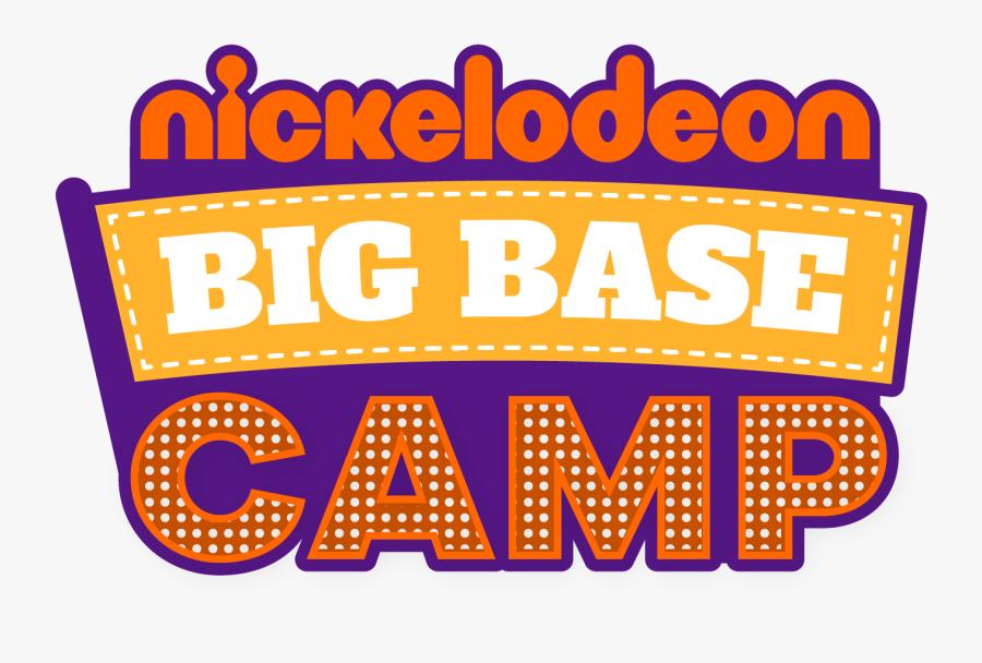 "Transparent Shhh It""s A Surprise Clipart - Nickelodeon Big Base Camp Logo, Transparent Clipart"