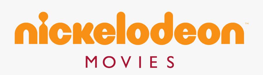 Nickelodeon Logo New - New Nickelodeon Movies Logo, Transparent Clipart