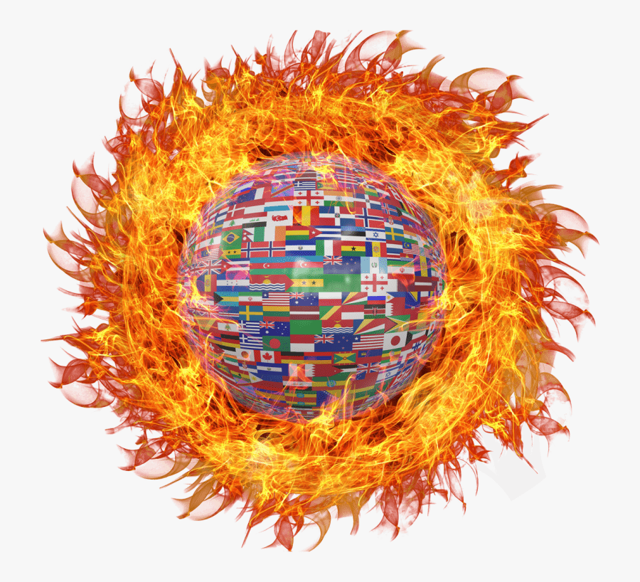Fire Explosion Clipart - Portable Network Graphics, Transparent Clipart