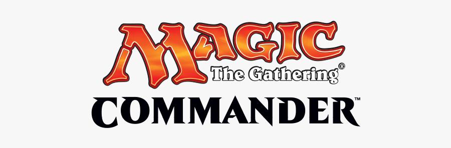 Magic Commander League Every Monday Gnome Games Green - Graphic Design, Transparent Clipart