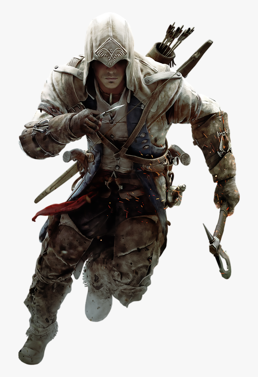 Assassins Creed Hd Png Transparent Assassins Creed Connor