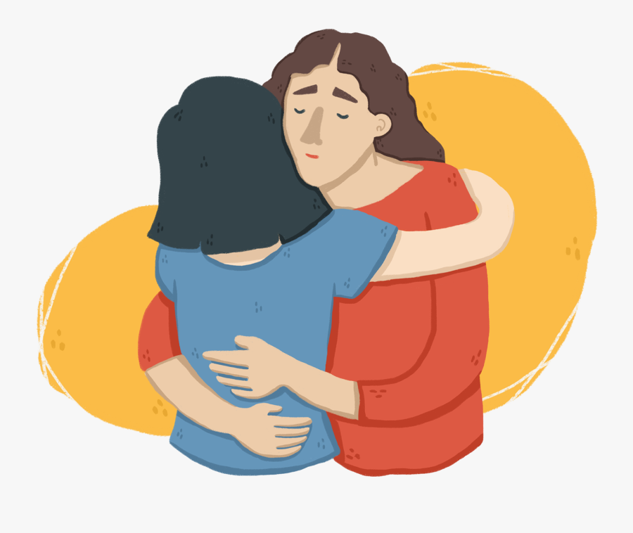 Friends Helping Each Other Out - People Helping Each Other Clipart, Transparent Clipart