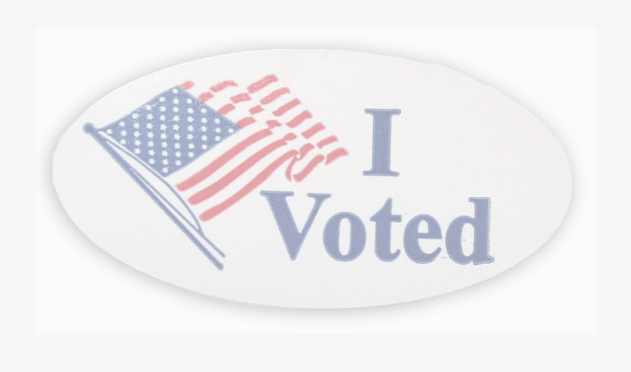 Voted Sticker Day Png - Voted Sticker Pdf, Transparent Clipart