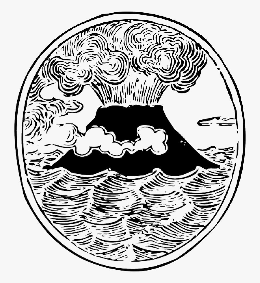 Svg Transparent Earthquake Clipart Clip Art Volcano Art Drawing Free Transparent Clipart Clipartkey