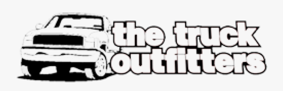 The Truck Outfitters, Transparent Clipart
