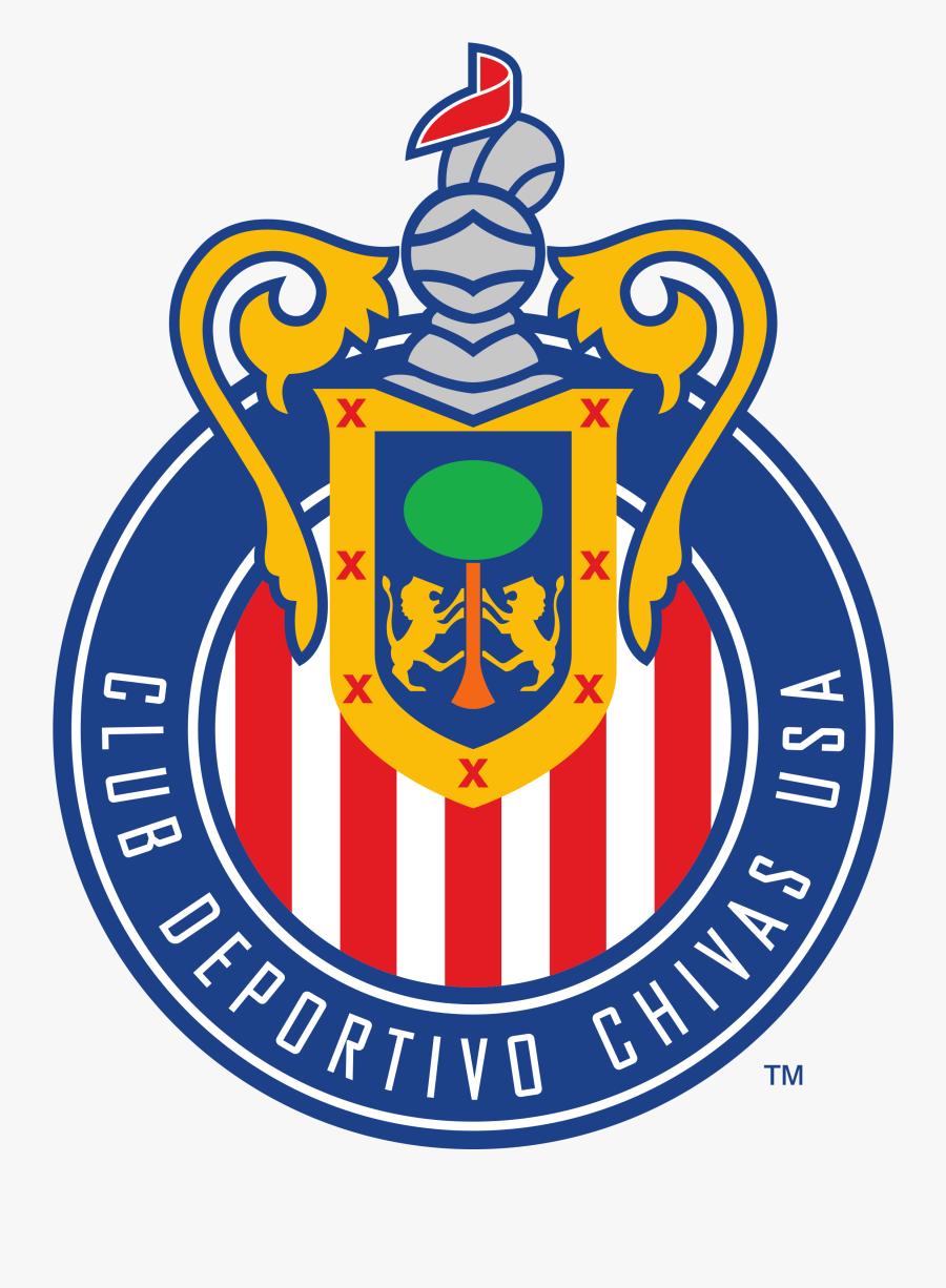 Chivas Usa Logo Transparent - Chivas Soccer Logo, Transparent Clipart
