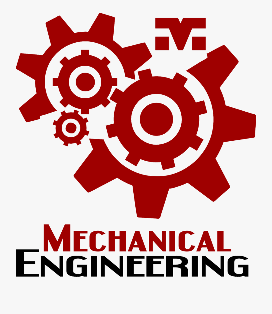 Engineer Clipart Engineering Symbol - Mechanical Engineering Logo Design, Transparent Clipart