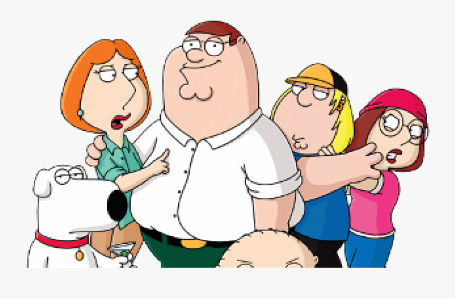 Clip Royalty Free Download Character For Free Download - Family Guy Family Png, Transparent Clipart