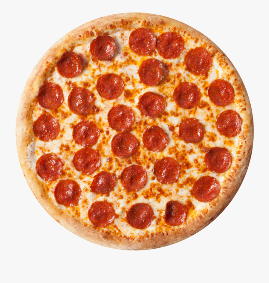 Pepperoni Png - Large Pepperoni Pizza Png, Transparent Clipart