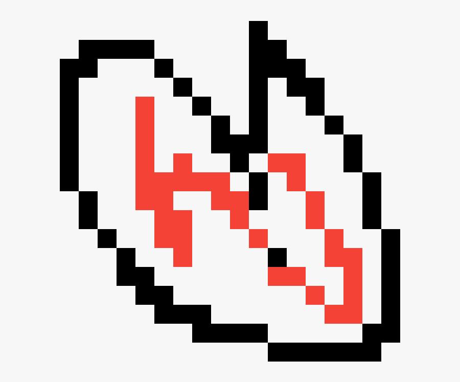 Pixilart - Derpy Pikachu Pixel Art, Transparent Clipart