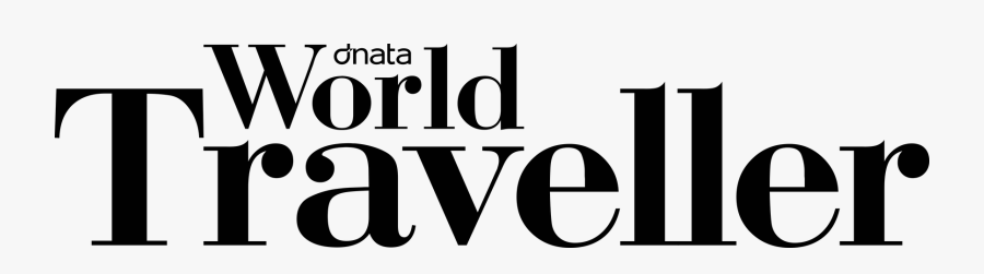Transparent Traveler Clipart - World Traveller Magazine Logo, Transparent Clipart