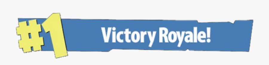 Png Images In Collection - Victory Royale Transparent Background, Transparent Clipart