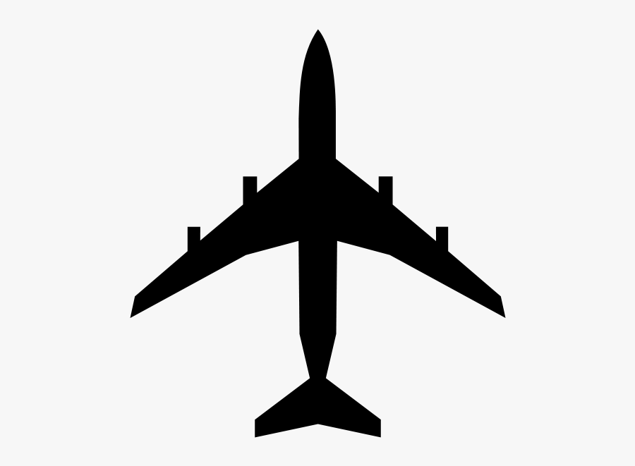 File Avion Silhouette Svg Small Airplane Clipart Free Transparent Clipart Clipartkey