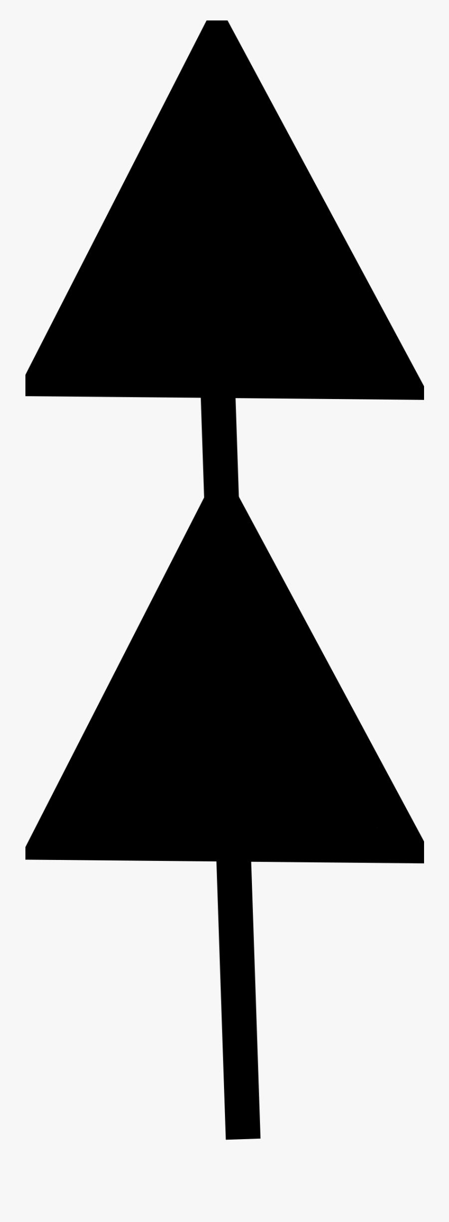 Top Sign Cardinal North Clip Arts - Cardinal Symbol, Transparent Clipart