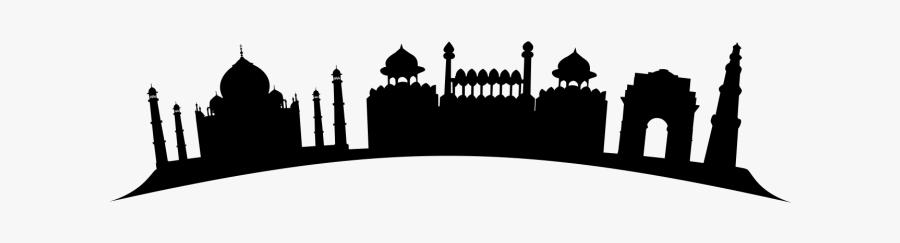 India History Png - Taj Mahal, Transparent Clipart
