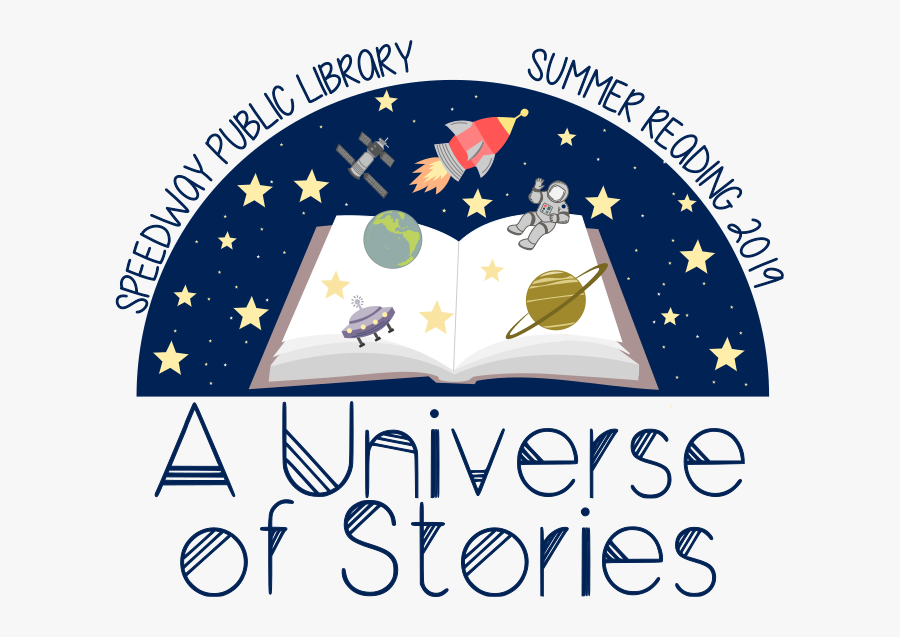 Join Us For A Space-filled Summer Reading Program Patrons, Transparent Clipart