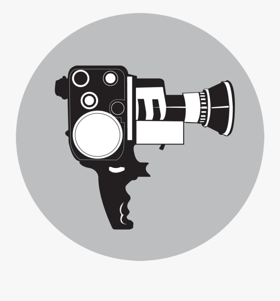 Transparent Camcorder Clipart - Video Camera Tumblr Png, Transparent Clipart
