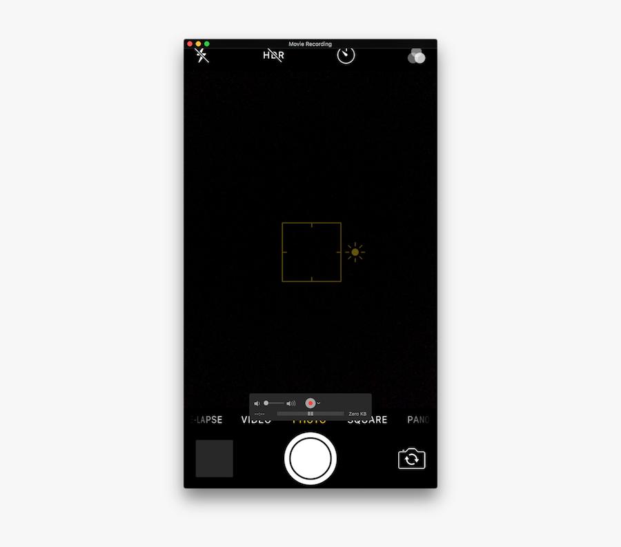 Screenshot, Transparent Clipart