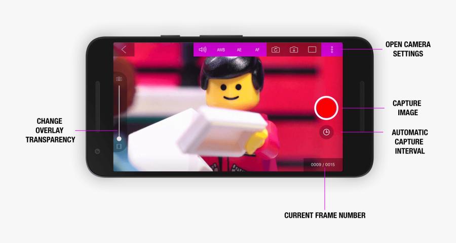 Video Recorder Clipart Motion Picture Camera - Скачать Программу Кукольная Мультипликация, Transparent Clipart