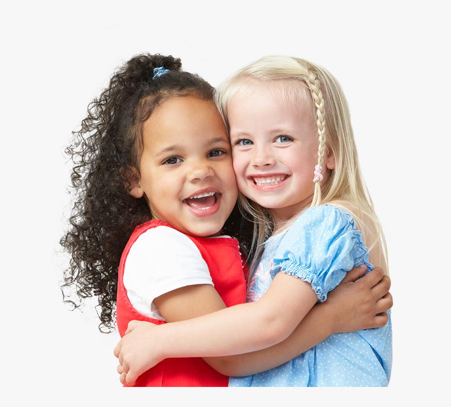 Transparent Parent Hugging Child Clipart - Appreciation Card For Friends, Transparent Clipart