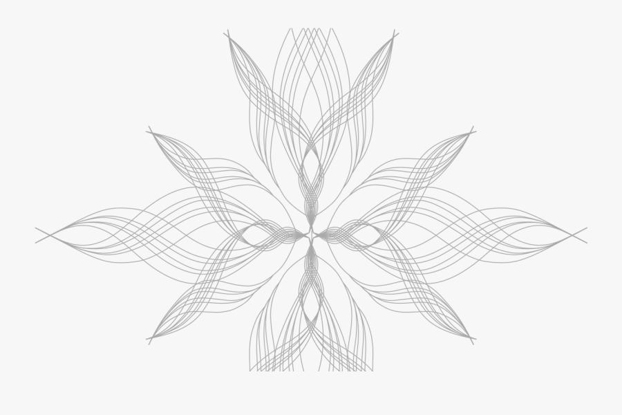 Transparent Wind Swirls Png - Line Art, Transparent Clipart