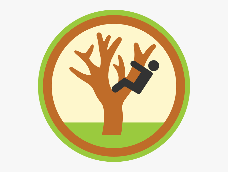Don T Climb The Tree Clipart , Png Download - No Climbing Tree Sign, Transparent Clipart