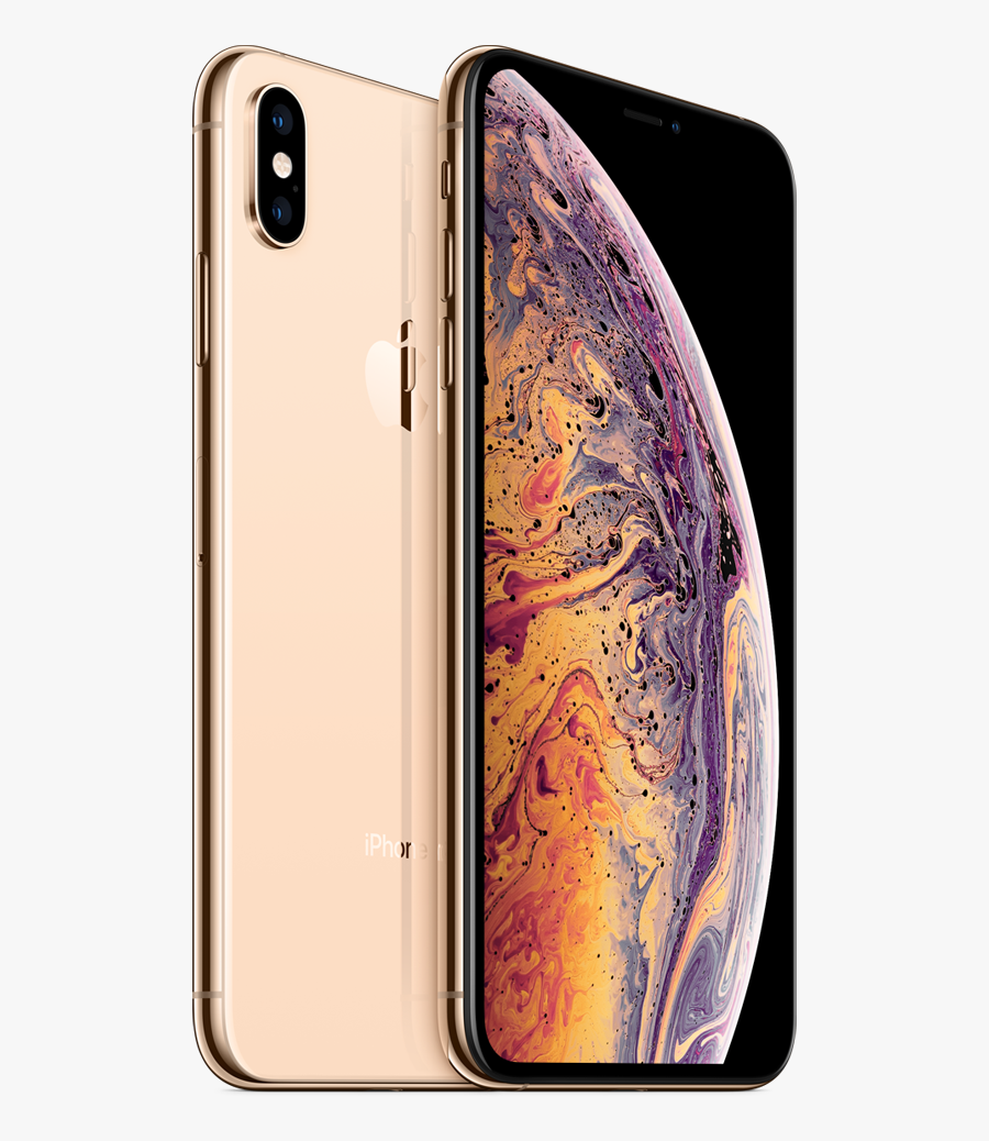 Iphone Rose Gold Png - Iphone Xs Max Rose Gold, Transparent Clipart