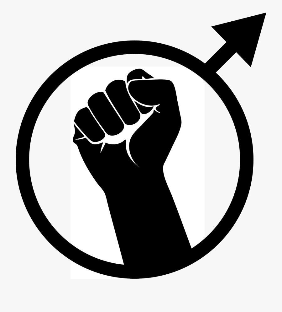 Government Clipart Equal Right - Men's Right Activist Symbol, Transparent Clipart