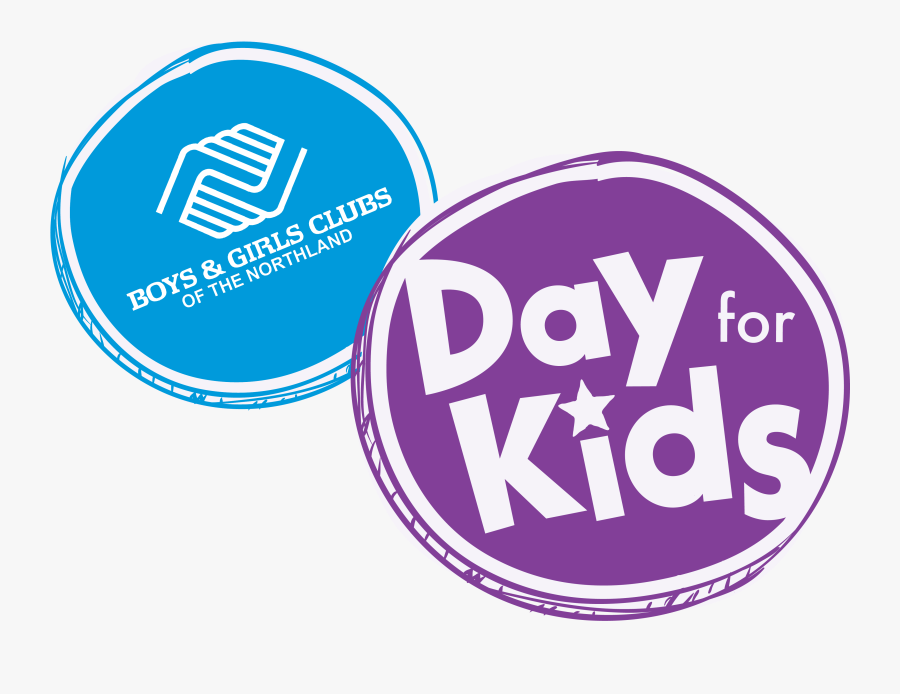 Boys And Girls Club Png - Day For Kids Boys And Girls Club, Transparent Clipart